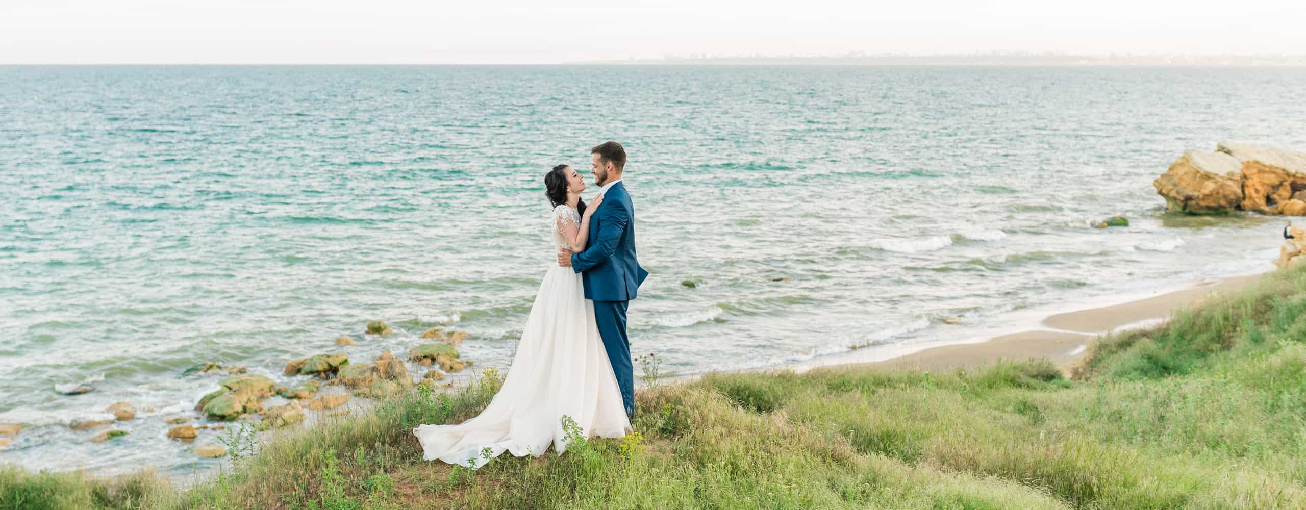 Offshore Destination Wedding