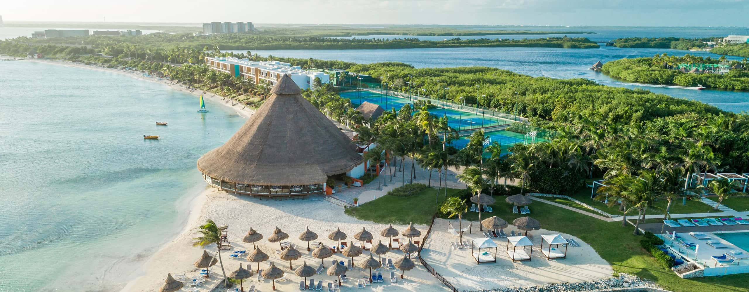 Club Med Cancun Yucatan, Mexico